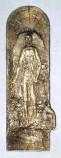 Litigante G. fine sec. XX, Bassorilievo di Gesù buon pastore