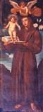 Borghese I. (1607), San'Antonio da Padova