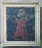 Abbate G. sec. XVIII, Gesù aiutato dal Cireneo