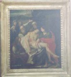 Abbate G. sec. XVIII, Gesù deposto nel sepolcro