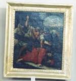 Abbate G. sec. XVIII, Gesù cade la seconda volta