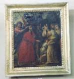Abbate G. sec. XVIII, Gesù consola le donne
