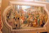 Bottega calabrese sec. XX, Miracolo di San Basilio Magno