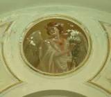 Conti Consoli S. (1932-1936), Angelo con rose