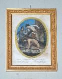 Agricola L.-Lomastro E. T. sec. XIX, Via Crucis con la prima caduta