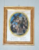 Agricola L.-Lomastro E. T. sec. XIX, Via Crucis con Gesù caricato della croce