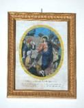 Agricola L.-Lomastro E. T. sec. XIX, Via Crucis con Gesù e le pie donne