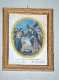 Agricola L.-Lomastro E. T. sec. XIX, Via Crucis con Gesù e la Madonna