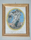 Agricola L.- Lomastro E. T. sec. XIX, Via Crucis con Gesù deposto dalla croce