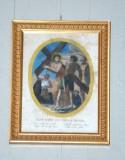 Artigianato campano sec. XIX, Cornice dorata 5/13