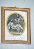 Artigianato campano sec. XIX, Cornice dorata 13/13