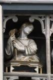 Diego da Careri secondo quarto sec. XVII, Sant'Alessandro martire in legno