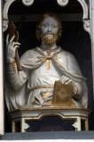 Diego da Careri secondo quarto sec. XVII, San Genziano martire in legno
