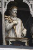 Diego da Careri secondo quarto sec. XVII, San Fortunato martire in legno