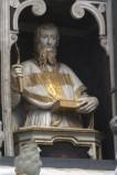 Diego da Careri secondo quarto sec. XVII, San Valentino martire in legno