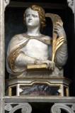 Diego da Careri secondo quarto sec. XVII, San Saturnino martire in legno