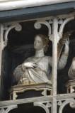 Diego da Careri secondo quarto sec. XVII, Reliquiario di San Gioacchino in legno