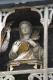 Diego da Careri secondo quarto sec. XVII, Reliquiario di San Policarpo in legno