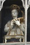Diego da Careri secondo quarto sec. XVII, Reliquiario di San Gustavo in legno