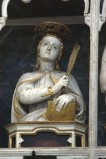 Diego da Careri secondo quarto sec. XVII, Reliquiario di Sant'Erasmo in legno