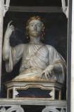 Diego da Careri secondo quarto sec. XVII, San Valerio martire in legno scolpito