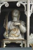 Diego da Careri secondo quarto sec. XVII, Reliquiario di Sant'Antonello in legno