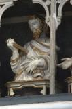 Diego da Careri secondo quarto sec. XVII, San Macario martire in legno scolpito