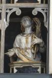 Diego da Careri secondo quarto sec. XVII, San Celestino martire in legno