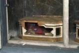 Diego da Careri secondo quarto sec. XVII, Reliquiario a cassetta in legno 1/2