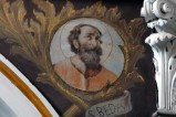 Girosi G. secondo quarto sec. XX, San Beda in olio su tela
