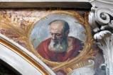 Girosi G. secondo quarto sec. XX, San Giovanni Damasceno in olio su tela