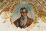 Girosi G. secondo quarto sec. XX, Apostolo in olio su tela 3/11