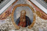 Girosi G. secondo quarto sec. XX, Apostolo in olio su tela 7/11