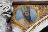 Girosi G. secondo quarto sec. XX, Sant'Ambrogio in olio su tela 1/2