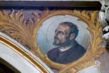 Girosi G. secondo quarto sec. XX, San Francesco di Sales in olio su tela