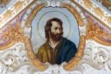 Girosi G. secondo quarto sec. XX, Apostolo in olio su tela 8/11