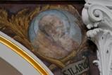 Girosi G. secondo quarto sec. XX, Sant'Ilario di Poitiers in olio su tela