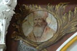 Girosi G. secondo quarto sec. XX, Sant'Ambrogio in olio su tela 2/2