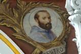 Girosi G. secondo quarto sec. XX, San Pietro Crisologo in olio su tela