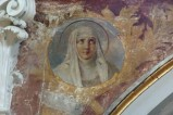 Girosi G. secondo quarto sec. XX, Santa Caterina da Siena in olio su tela