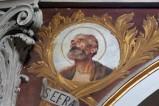 Girosi G. secondo quarto sec. XX, Sant'Efrem in olio su tela