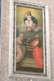 Ambito napoletano sec. XIX, Resurrezione di Gesù Cristo in olio su tela