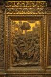 D'Auria G. - Caccavello S. - Ferraro N. sec. XVI, Gesù Cristo a Gerusalemme