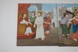 Adamo C. (1992), Gesù Cristo condannato a morte in olio su tavola