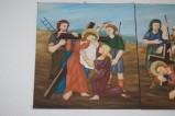 Adamo C. (1992), Gesù Cristo asciugato dalla Veronica in olio su tavola