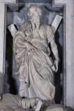 Naccherino M. - Montani T. (1603), Sant'Andrea in marmo bianco scolpito