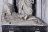 Naccherino M. - Montani T. (1603), Cardinale Alfonso Gesualdo giacente in marmo