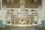 Marmoraro campano (1782), Altare Madonna della Libera