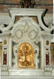 Marmoraro campano sec. XVIII, Tabernacolo di San Sisto