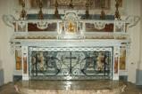 Marmoraro campano sec. XVIII, Altare di San Sisto